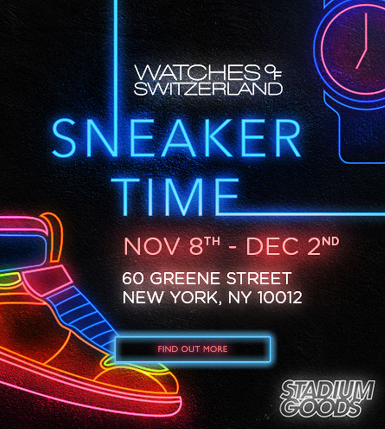 Sneaker Time Event